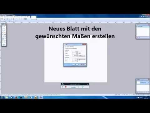 Ayab Tutorial 002 Bildbearbeitung mit Paint.net - YouTube