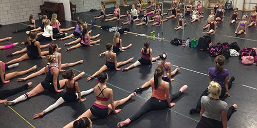INMOTION Fall Classes
