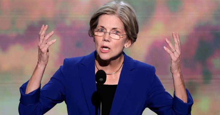 """""""I WILL NEVER BE SILENT WHILE THE REPUBLICANS RUBBER STAMP AN AG WHO WILL NEVER STAND UP TO THE @POTUS WHEN HE BREAKS THE LAW."""" ___ELIZABETH WARREN"""