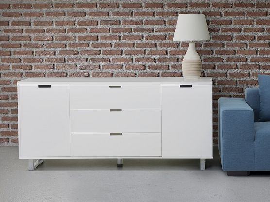 25 best ideas about sideboard weiss on pinterest. Black Bedroom Furniture Sets. Home Design Ideas