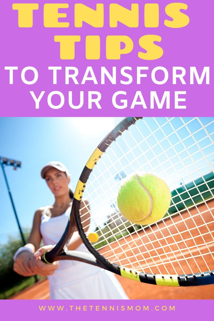 20 Quick Tennis Tips You Need To Win Your Next Match Tennis Tips Tennis Tennis Techniques