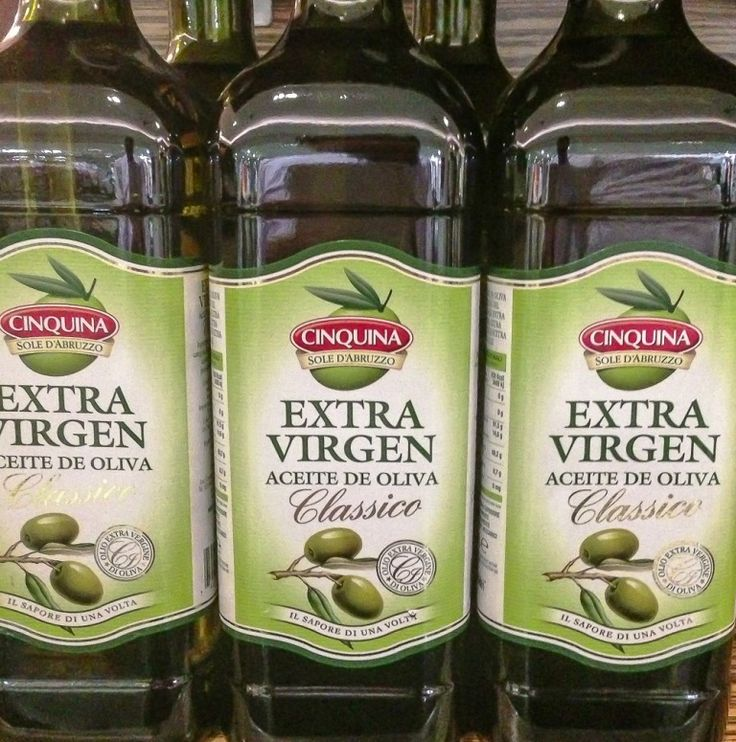 Aceite de oliva Cinquina: Una dosis de salud en cada uso
