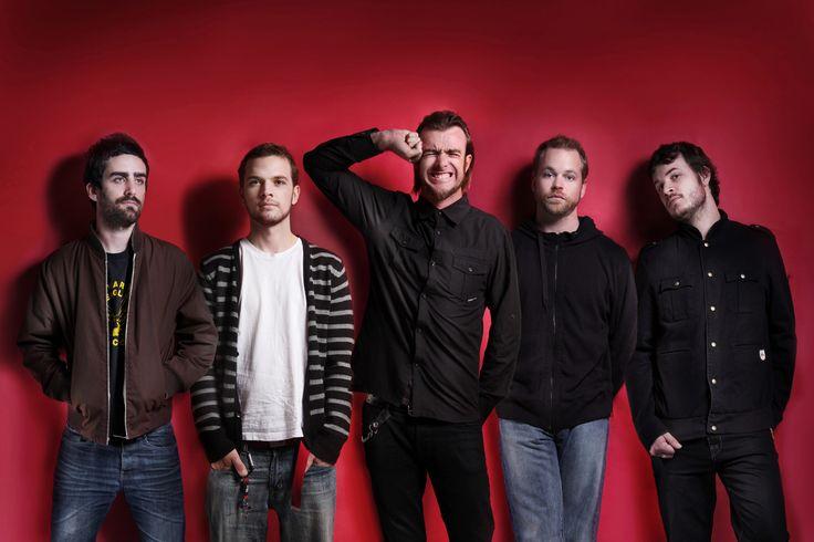 Karnivool...Australian band that's amazing!