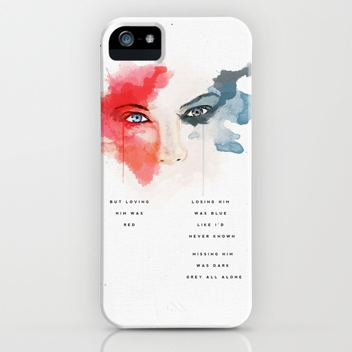 Taylor Swift Iphone Case
