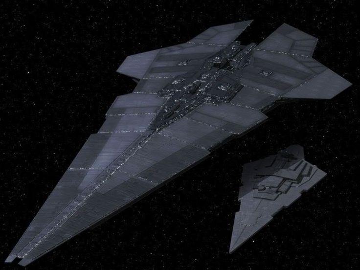 Dominance Class Star Destroyer