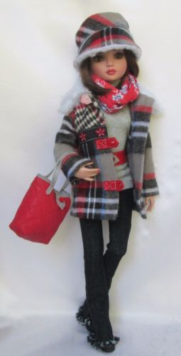 """ELLOWYNE'S MIXING IT UP FOR FALL! FOR 16"""" ELLOWYNE, by ssdesigns on eBay SOLD 9/8/15 BIN  $76.99"""