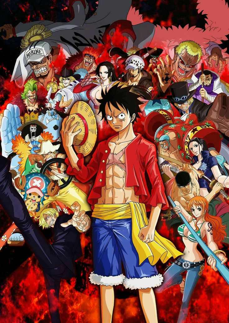 One piece #op