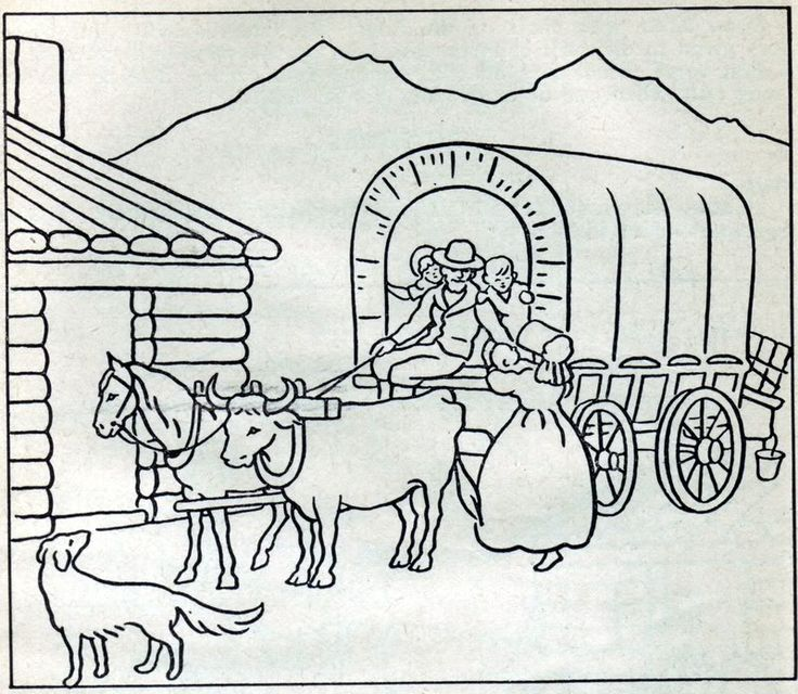 Mormon History Coloring Book 1923 January Loyalty To