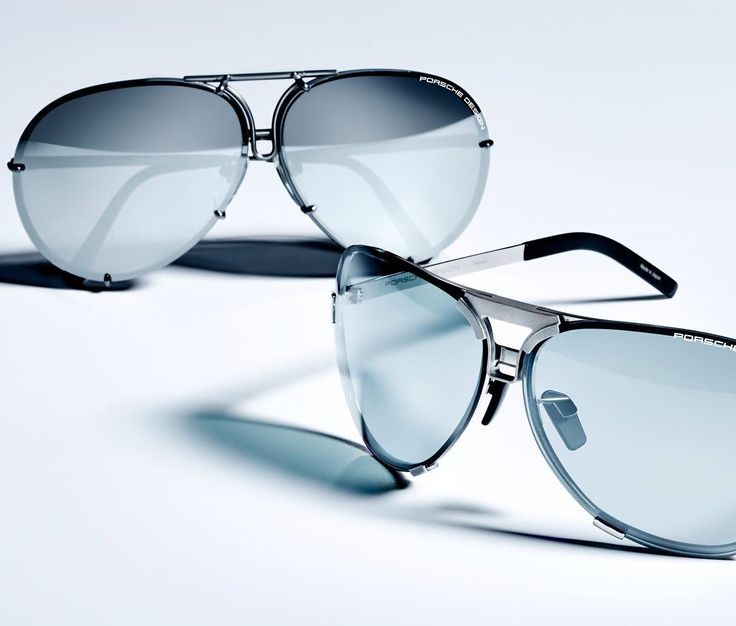 It's all about details: The style icon and its first reinterpretation!  Both sunglasses convince with a frame made out of pure titanium. A material that provides outstanding durability and lightness at the same time.  As part of Porsche Designs uncompromising quality standard both are exclusively produced in Japan the world's leading country in processing titanium.  #P8478 #P8678 #porschedesign #eyewear #sunglasses by porschedesignofficial