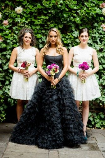 Edgy Chic Hipster Wedding Ideas