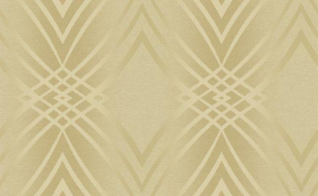 Sample Geometric Glitter Wallpaper in Metallic design by Seabrook Wallcoverings