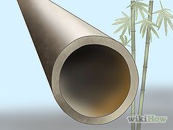 How to make a rain stick from bamboo or pvc piping. I'm making these for my percussion students this year.