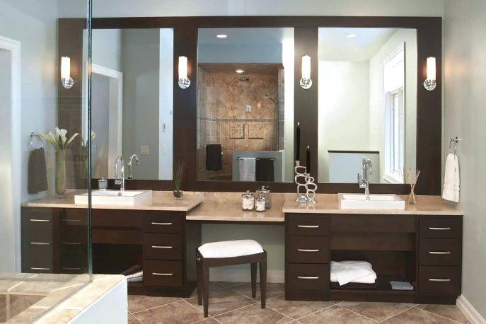Vanity With Makeup Counter Medium Size Of Bathroom Makeup Vanity