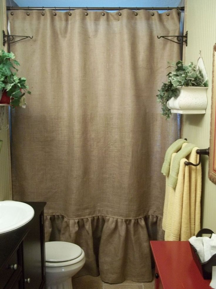 48 Best Extra Long Shower Curtain Images On Pinterest