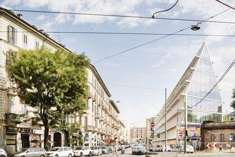 Feltrinelli Porta Volta, Milano, 2016 - Herzog & de Meuron