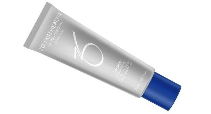 The brand's new product is Oclipse Smart Tone SPF 50.