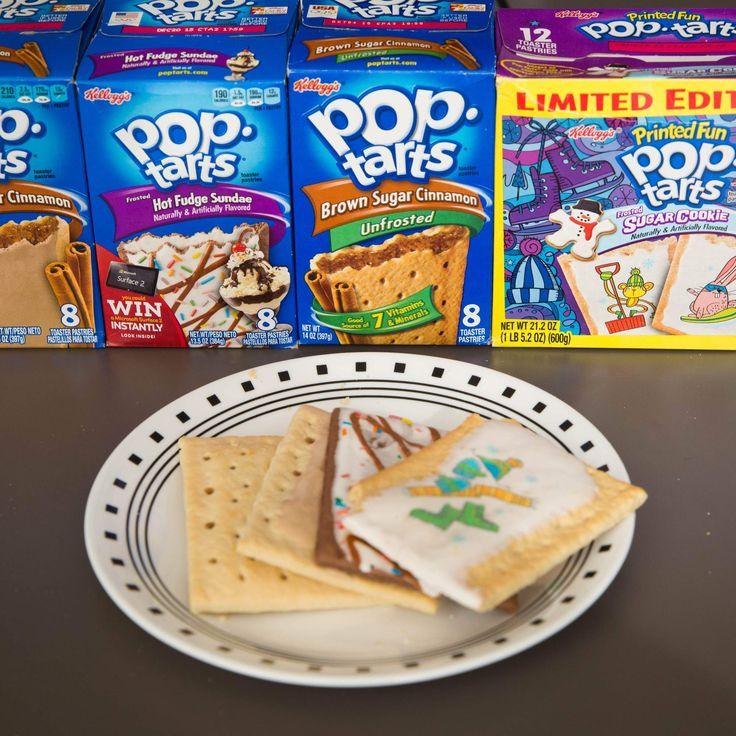 We Ate and Ranked All 27 Pop-Tart Flavors