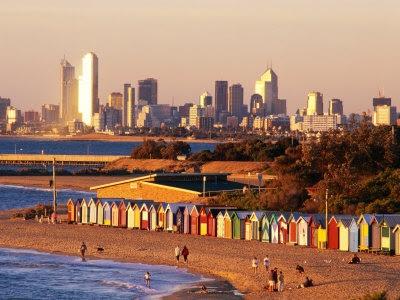 Beach - Melbourne, Australia