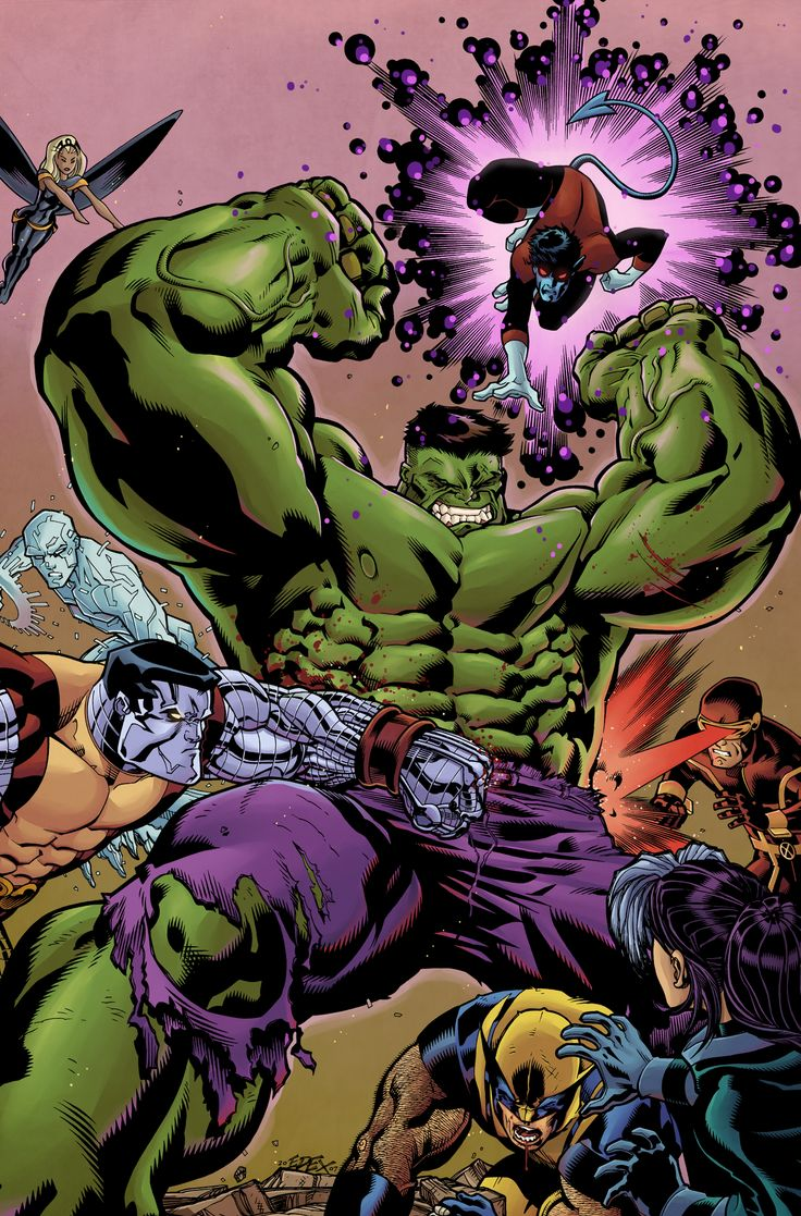 #Hulk #Fan #Art. (World War Hulk v X-Men) By: Hitotsumami. (THE * 5 * STÅR * ÅWARD * OF: * AW YEAH, IT'S MAJOR ÅWESOMENESS!!!™)[THANK Ü 4 PINNING!!!<·><]<©>ÅÅÅ+
