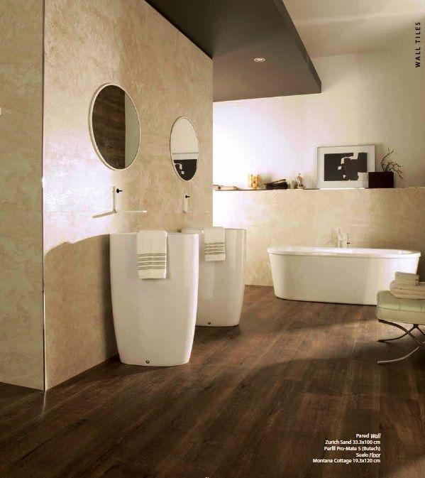 Zurich Sand Bathtub Bathroom