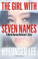 Hyeonseo Lee – The Girl with Seven Names: A North Korean Defector's Story http://www.henkjanvanderklis.nl/2016/03/hyeonseo-lee-girl-seven-names-north-korean-defectors-story/
