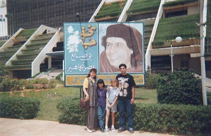 Wywiad z siostrami, które dzieciństwo spędziły w Libii Kaddafiego