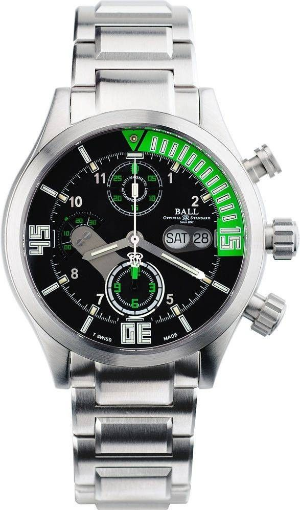 Ball Watch Company Diver Chronograph