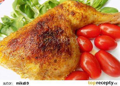 Tatarkové kuře recept - TopRecepty.cz