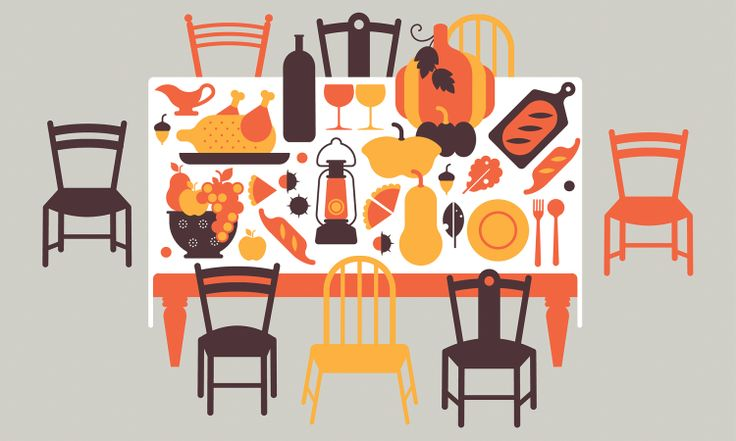 10 questions to ask your family around the table | TED.com