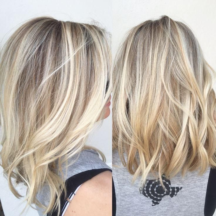 19 Cute Blonde Highlights On Brown Hair In 2019 Blonde