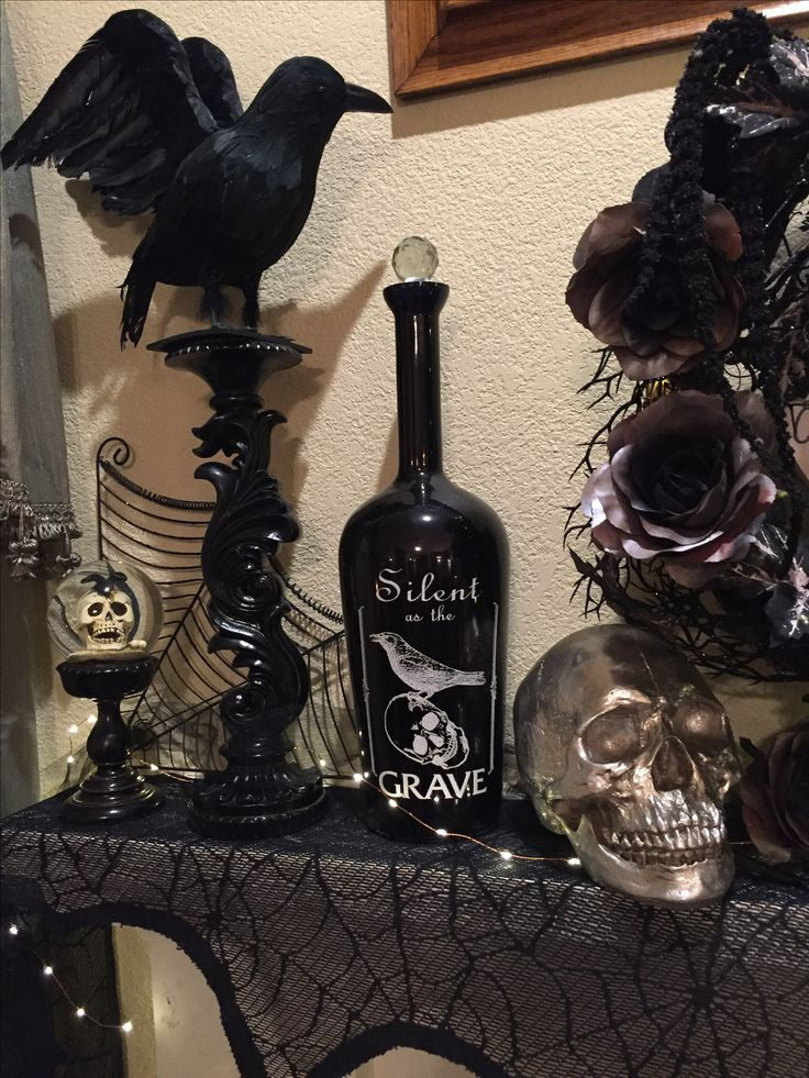 halloween - Victorian Halloween Decorations