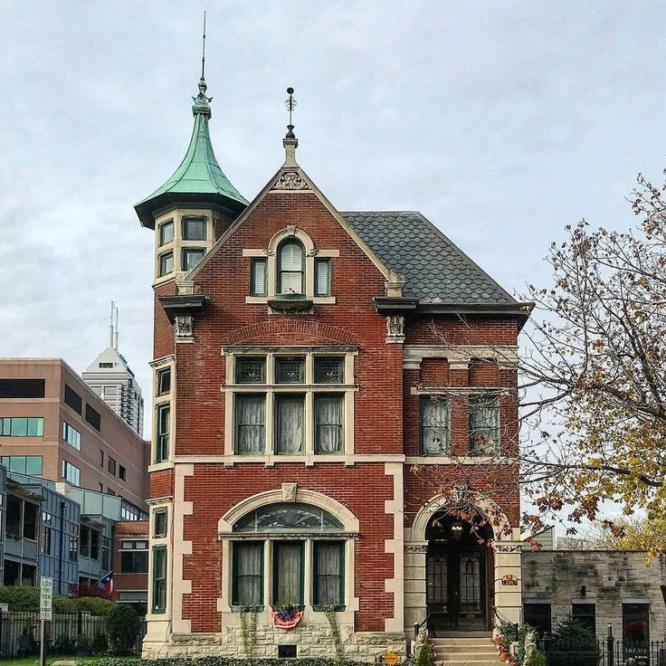 Architects Indianapolis: House, Victorian