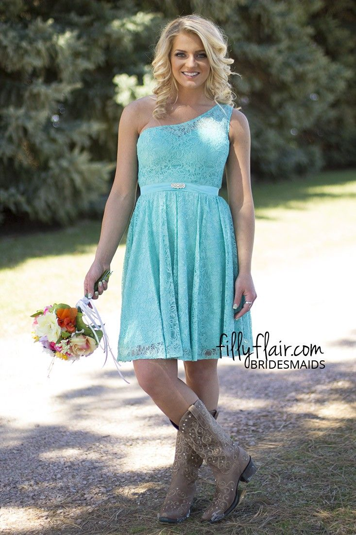 tiffany jewellery sale Date with Destiny Lace Bridesmaid in Turquoise MY FAVE