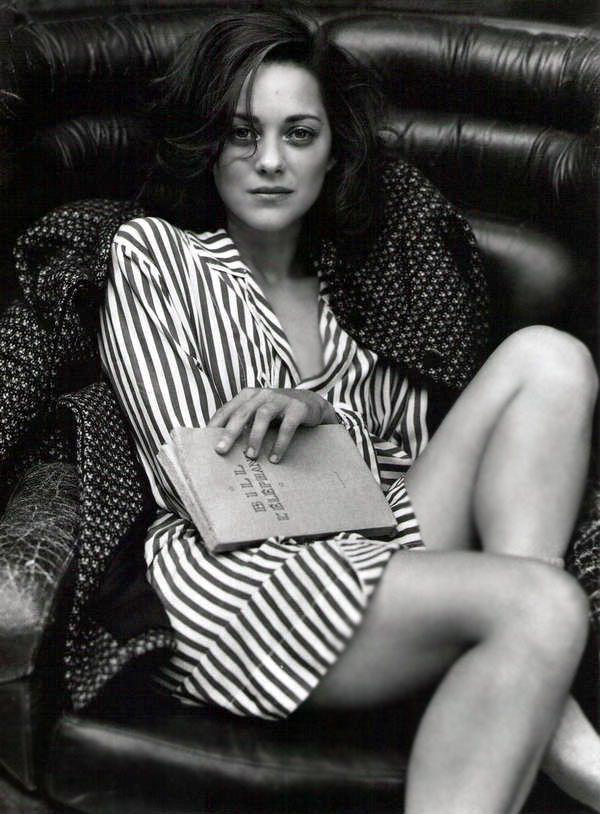 Marion Cotillard – Vanity Fair Italy, September 2010