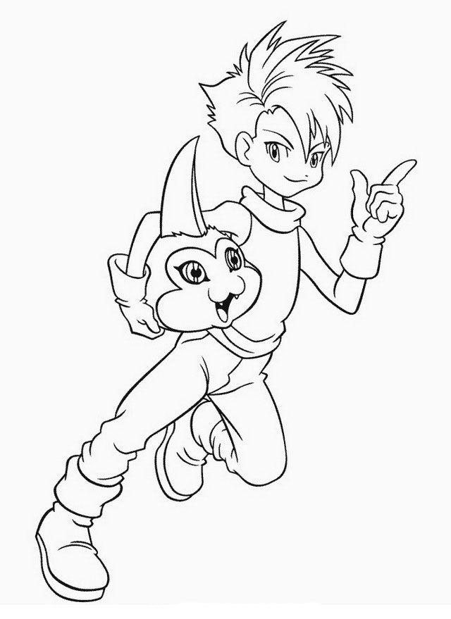 Digimon 45 Ausmalbilder Fur Kinder Malvorlagen Zum Ausdrucken Und Ausmalen Ausmalbilder Ausmalen Digimon
