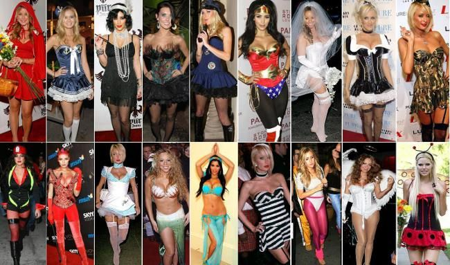 Клубный Хэллоуин. В каких костюмах пермяки отмечают День всех святых