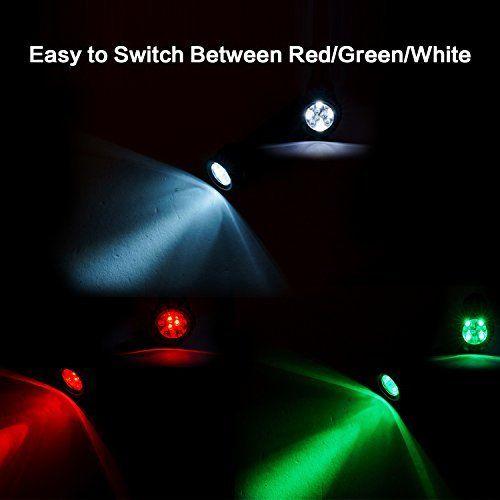 ¿Usted busca una linterna de caza profesional? ¿Quieres una linterna que puede iluminar la presa pero no para ahuyentar a él? ¿Sabe usted los ojos de los animales no son sensibles a la luz roja / verde? de alta calidad de color rojo linterna de Paragala / verde /... http://comprarlinternaled.com/deportivas/caza/paragala-exterior-handhled-tacticos-linternas-ipx7-impermeable-rojo-verde-led-de-luz-blanca-de-la-linterna-para-la-pesca-caza-caminar-detec