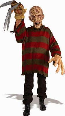 Halloween Shopaholic: 10 Most Terrifying Creature Reacher Halloween Costumes - Freddy Krueger