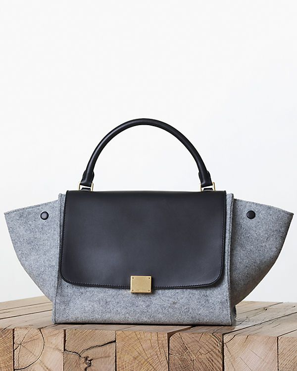 CÉLINE fashion and luxury leather goods 2013 Fall - Trapeze - 23