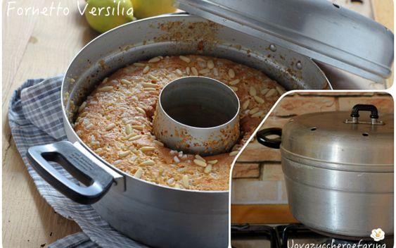 Uovazuccheroefarina Come usare il fornetto Versilia