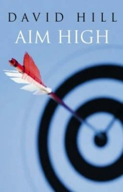 Aim High by David Hill. Neale's sport is archery and he is pretty good at it. When Kane and his mates, start rubbishing him, Neale's hot temper gets the better of him. Now he's in a shoot-out with Kane, but that's only the start of his troubles. A sudden landslide cuts the two boys off from help and they realise they have to put aside their differences if they are to survive.