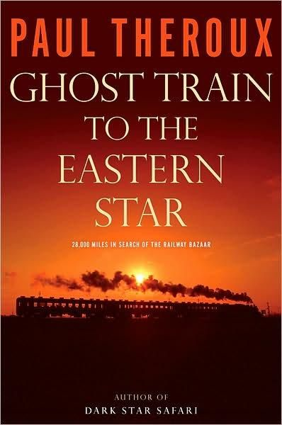 Theroux reprises (or haunts) his epic journey by train across Asia thirty-three years ago.