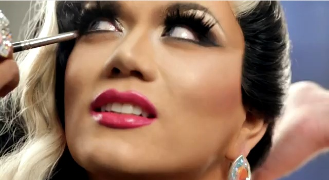 Most Beautiful Drag Queens Manila Luzon Most Beautiful