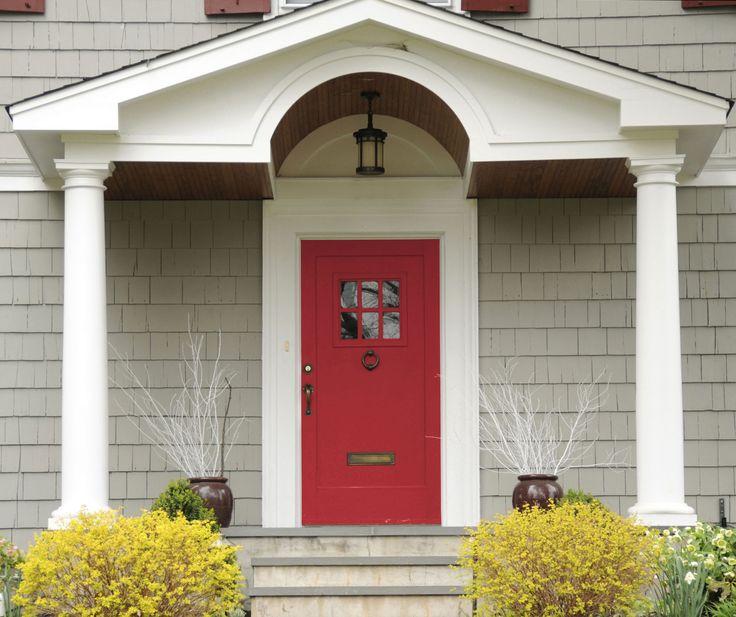 118 best Fabulous Paint Colors for Front Doors images on Pinterest ...