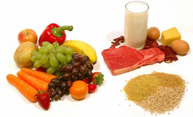 Lima Nutrisi Penting Untuk Diet Sehat - Pasien Sehat