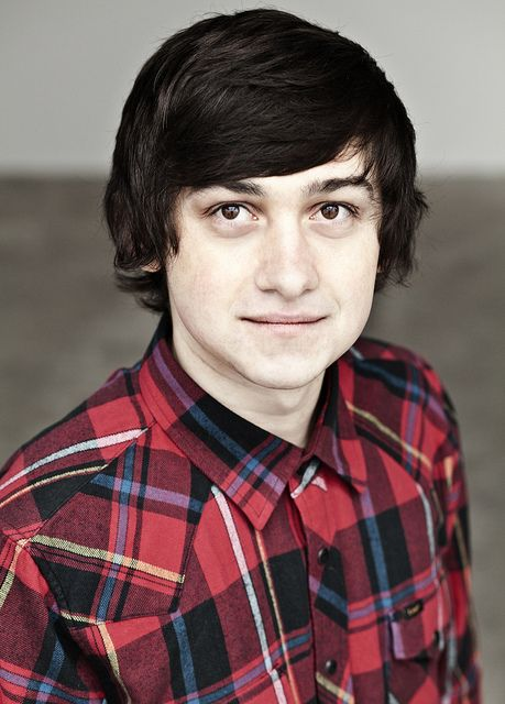 Craig Roberts - Submarine by Phil Sharp., via Flickr