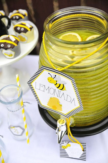 177 Best Bumble Bee Party Ideas Images On Pinterest