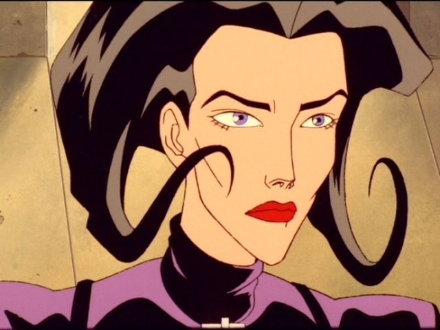 Aeon Flux (*not* the live action film) is an amazing show. It's cerebral, surreal, erotic, and intriguing. Netflix has it for rental only, it has yet to come to streaming play. I just went and bought the series back in 2005 never having seen it :)