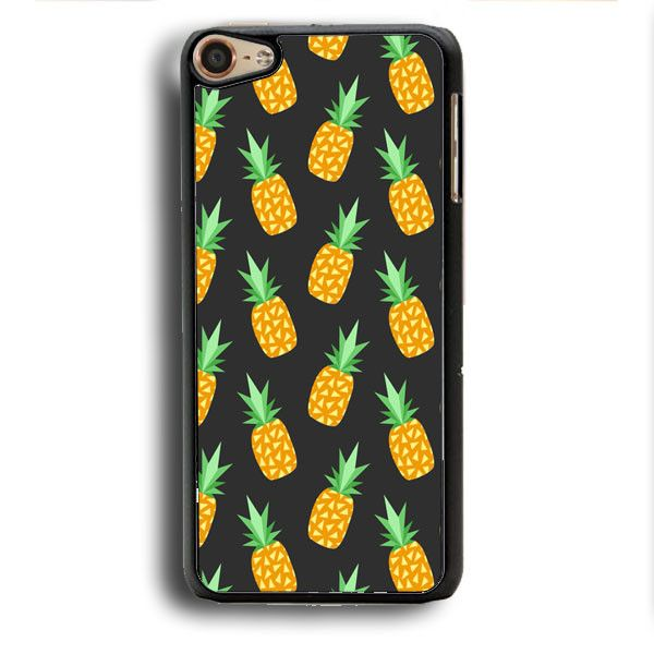 This is a Pineapple Tumblr iPod Touch 6 Case , high flexibility, and thin profile to protect the back and sides of your phone and allows for easy access to all buttons, functions, and ports at the sam