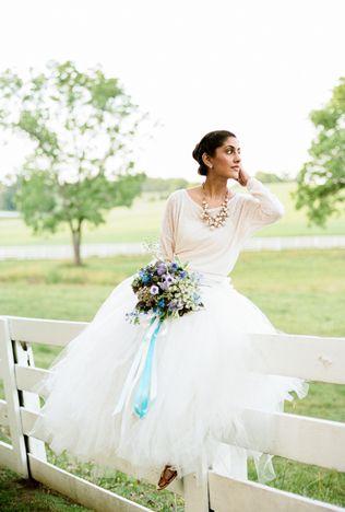 Свадебное вдохновение: 65 платьев с длинным рукавом - The-wedding.ru